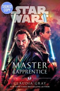 Master & Apprentice (Autographed Edition) (16.04.2019)