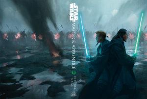Master & Apprentice (Star Wars Celebration Chicago Exclusive Edition) (11.04.2019)