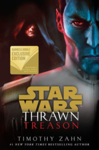 Thrawn: Treason (Barnes & Noble Exclusive Edition) (23.07.2019)