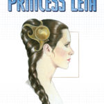 Age of Rebellion: Princess Leia #1 (Concept Design Variant Cover) (10.04.2019)