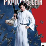 Age of Rebellion: Princess Leia #1 (Mike McKone Puzzle Piece Variant Cover 10 of 27) (10.04.2019)