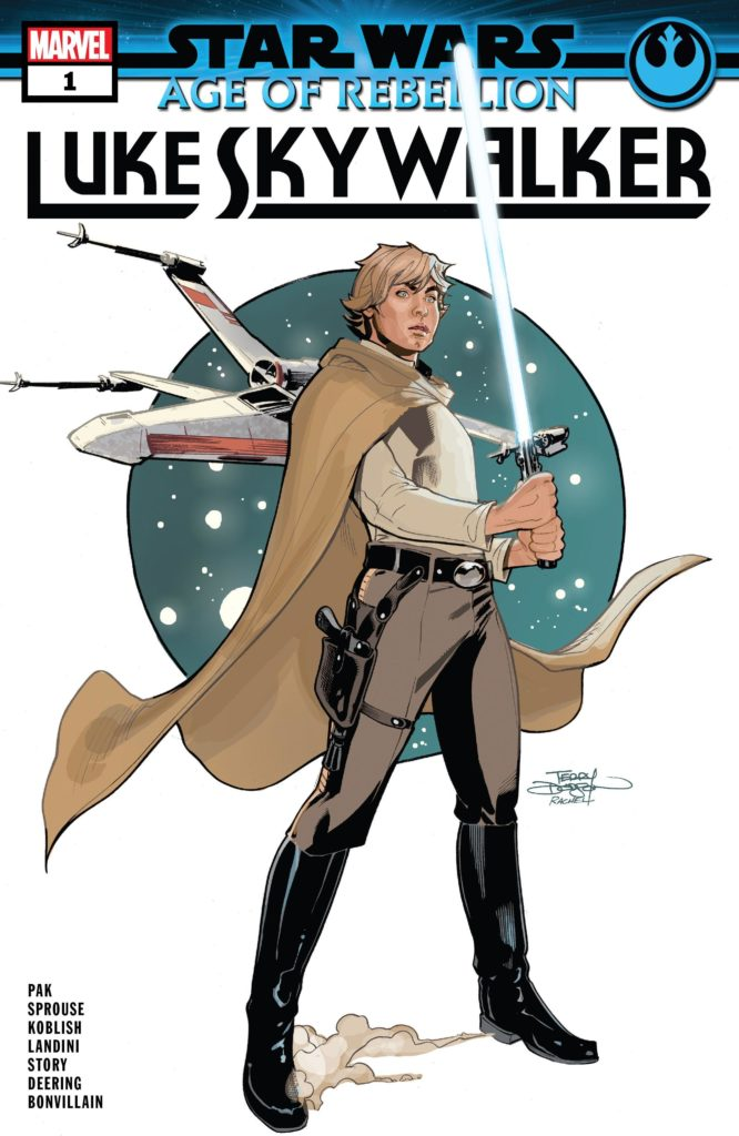Age of Rebellion: Luke Skywalker #1 (05.06.2019)