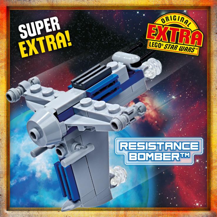 LEGO Star Wars Magazin #44 - Vorschau Extra