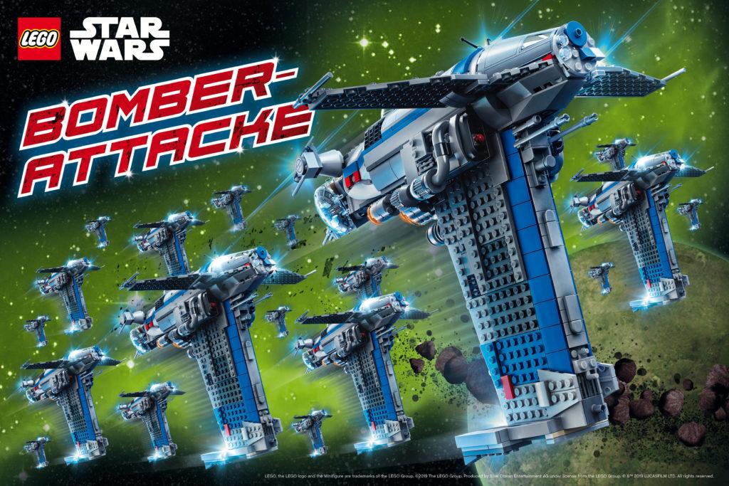 LEGO Star Wars Magazin #44 - Vorschau Poster 1