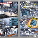 LEGO Star Wars Magazin #44 - Vorschau Seiten 4 und 5