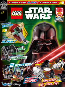 LEGO Star Wars Magazin #45 (23.02.2019)