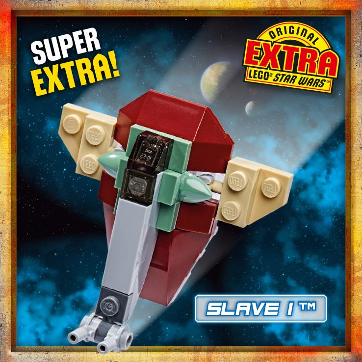 LEGO Star Wars Magazin #45 - Vorschau Extra
