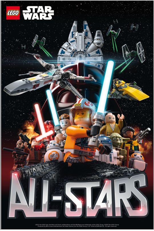 LEGO Star Wars Magazin #45 - Vorschau Poster