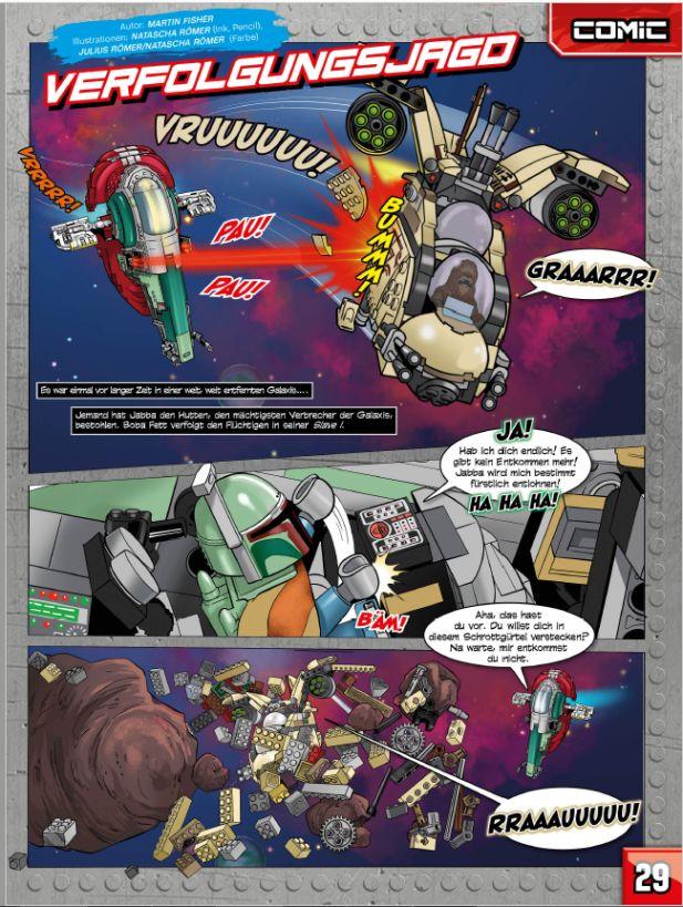 LEGO Star Wars Magazin #45 - Vorschau Seite 29