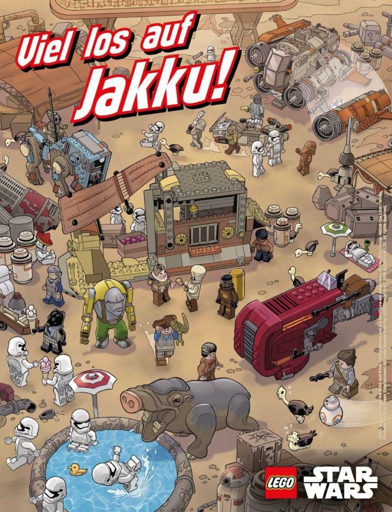 LEGO Star Wars Sammelband #14 - Abenteuer mit Chewbacca und Han Solo - Poster 1