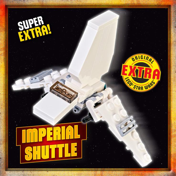 LEGO Star Wars Sammelband #14 - Abenteuer mit Chewbacca und Han Solo - Vorschau Extra