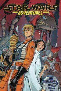 Star Wars Adventures: Original Trilogy Treasury Edition (26.06.2019)