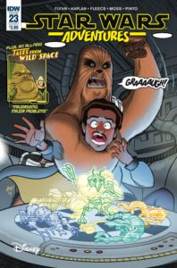 Star Wars Adventures #23 (Cover A by Tony Fleecs) (03.07.2019)