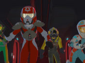 Hype, Freya, Bo Keevil und Torra in Star Wars Resistance ©2019 & TM Lucasfilm Ltd.