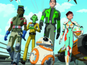 Star Wars Resistance auf dem Disney Channel ©2019 & TM Lucasfilm Ltd.