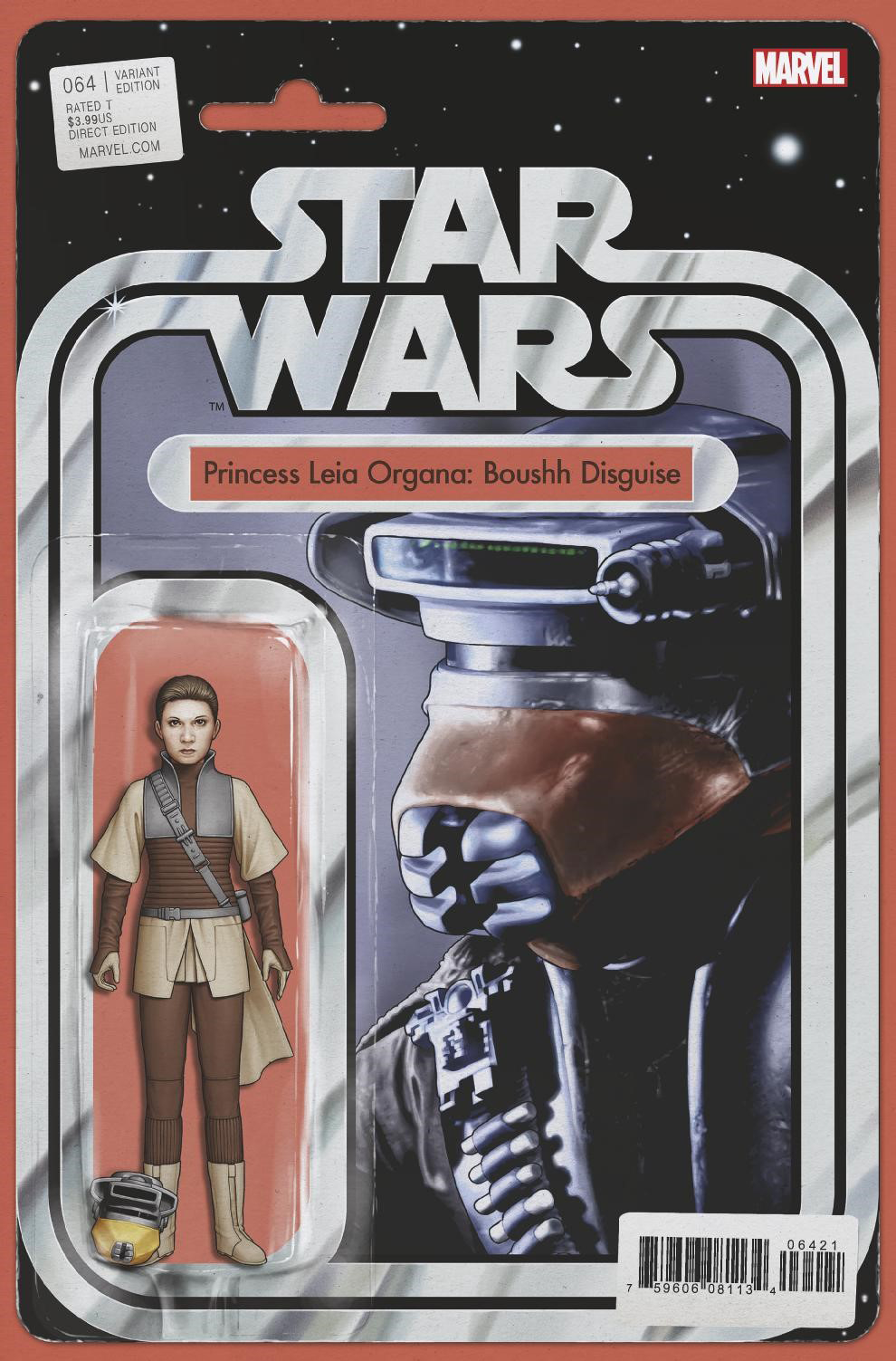 Star Wars #64 (Action Figure Variant Cover) (03.04.2019)