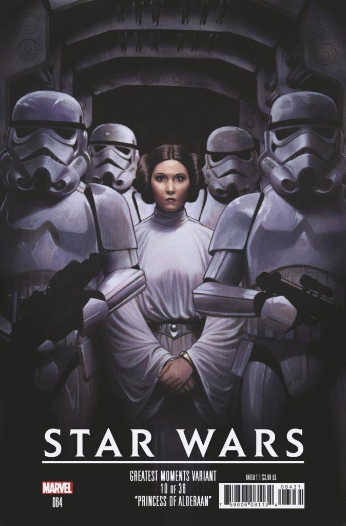 Star Wars #64 (Adi Granov Greatest Moments Variant Cover 10 of 36) (03.04.2019)