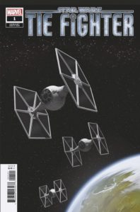TIE Fighter #1 (Movie Variant Cover) (17.04.2019)