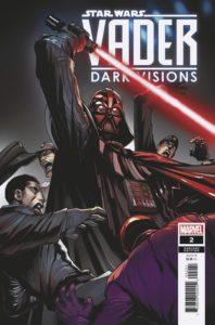 Vader: Dark Visions #2 (Gerardo Sandoval Variant Cover) (27.03.2019)