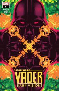 Vader: Dark Visions #5 (12.06.2019)