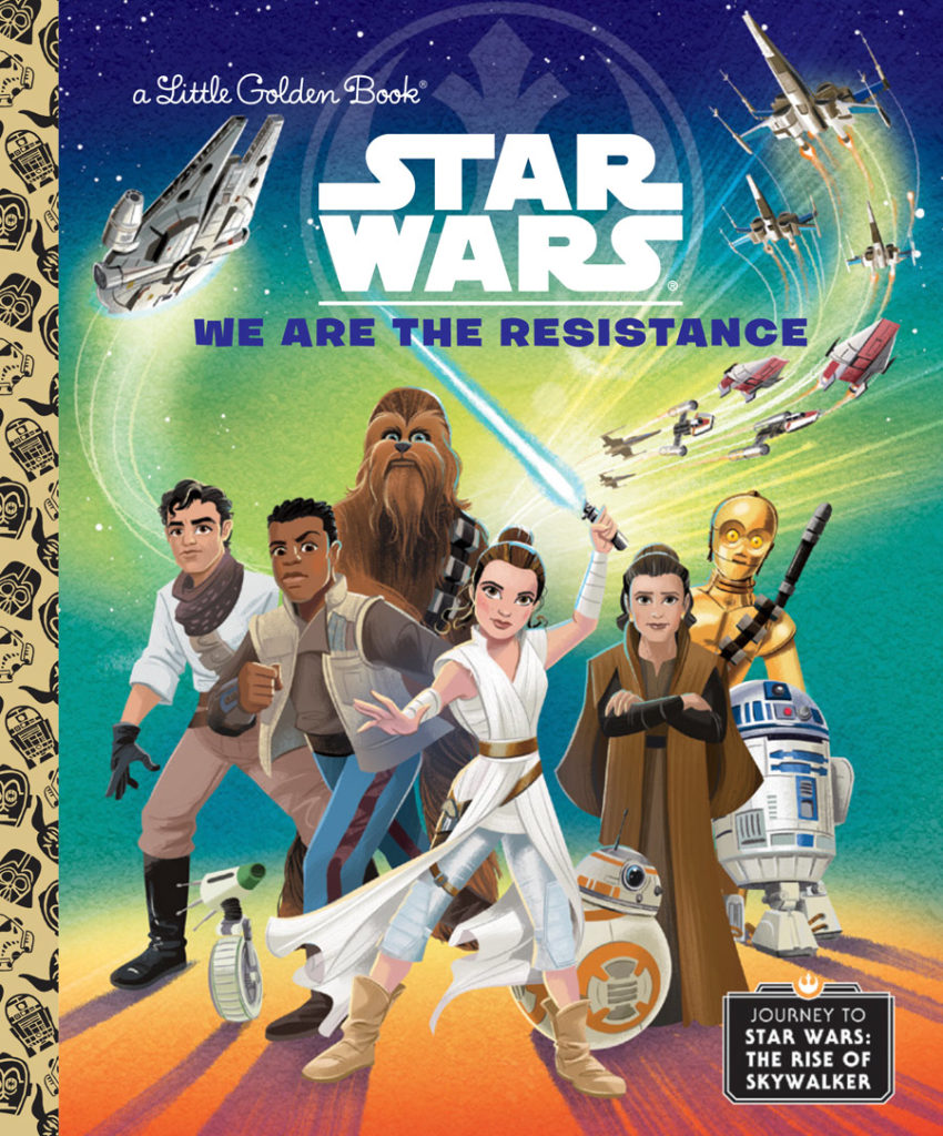We are the Resistance - A Little Golden Book (04.10.2019)