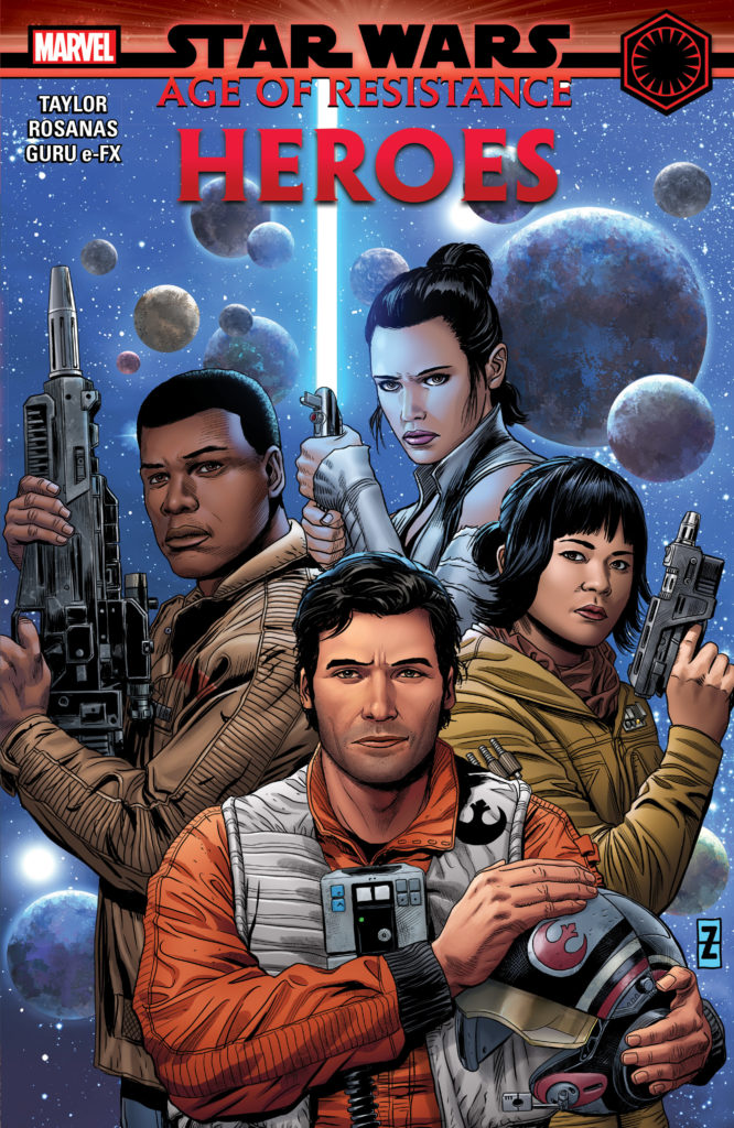Age of Resistance: Heroes (03.12.2019)