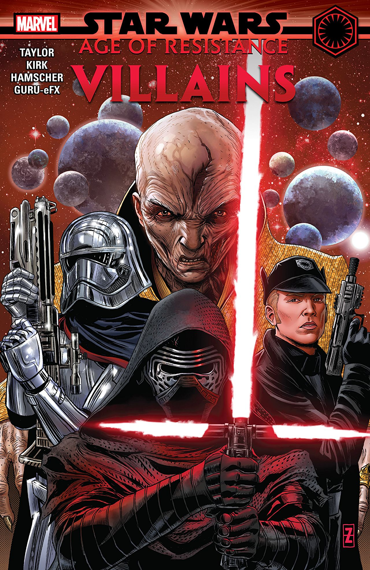 Age of Resistance: Villains (03.12.2019)