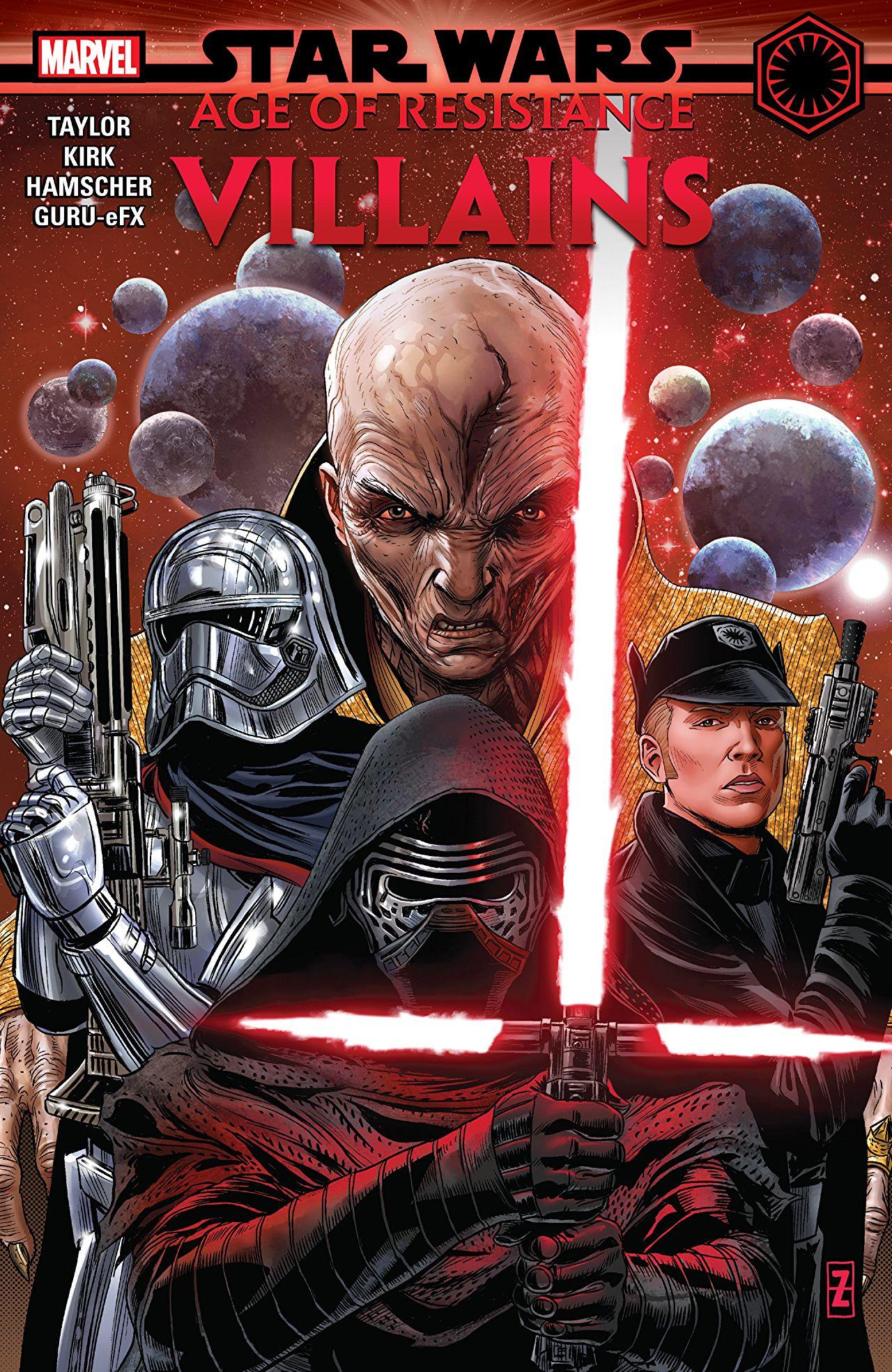 Age of Resistance: Villains (03.12.2019)