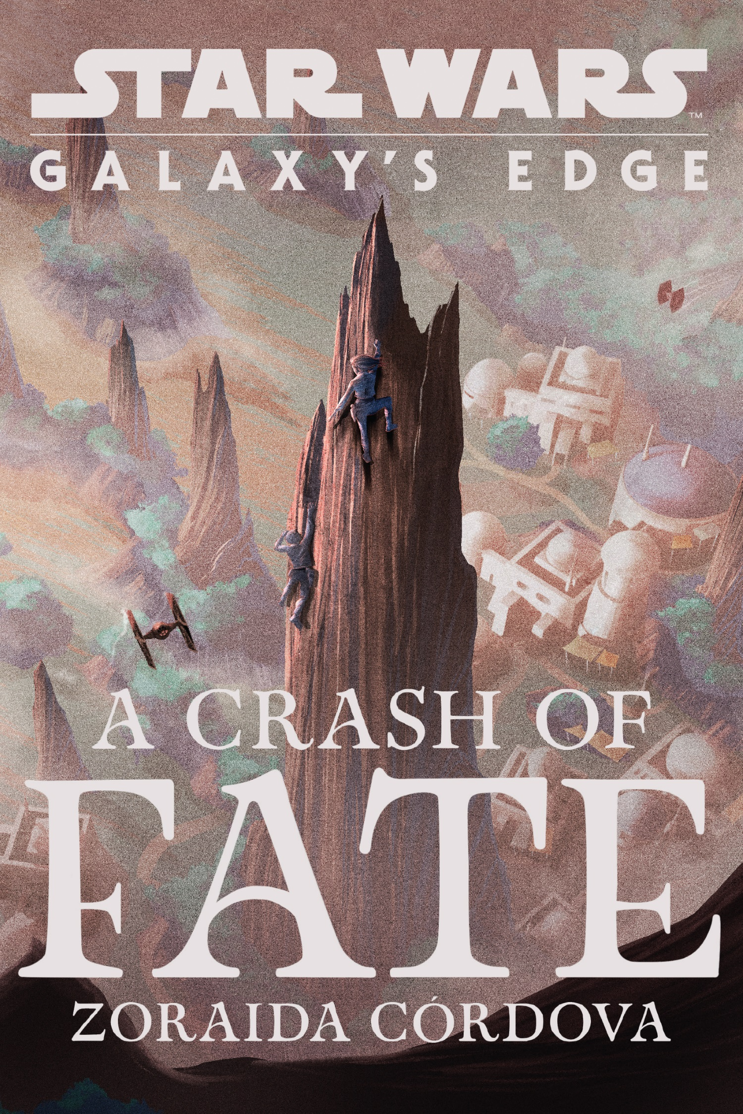 Galaxy's Edge: A Crash of Fate (06.08.2019)
