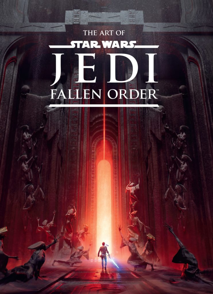 The Art of Star Wars Jedi: Fallen Order (19.11.2019)