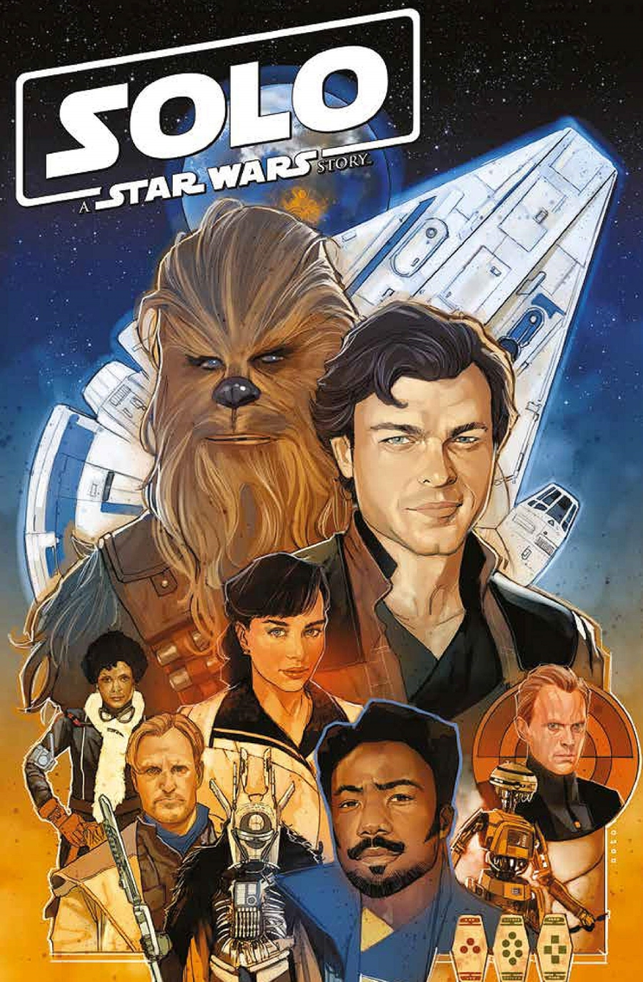 Solo: A Star Wars Story (27.08.2019)