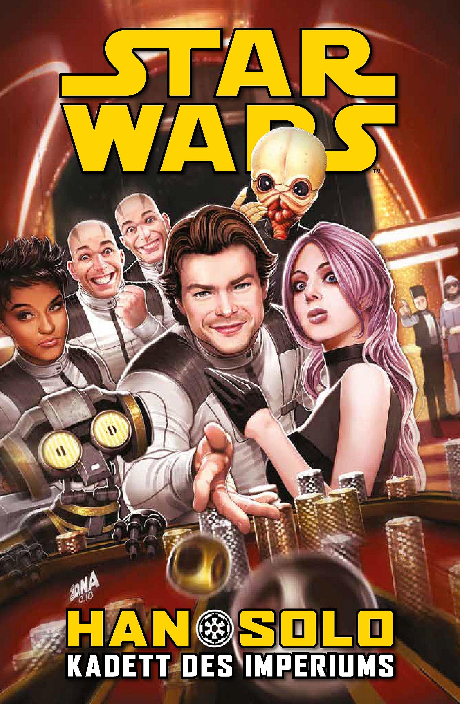 Han Solo: Kadett des Imperiums (24.09.2019)