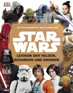 Lexikon der Helden, Schurken und Droiden: Aktualisierte Neuausgabe (27.09.2019)