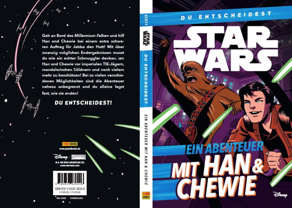 Du entscheidest: Ein Abenteuer mit Han & Chewbacca (24.09.2019)