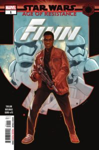 Age of Resistance: Finn #1 (03.07.2019)