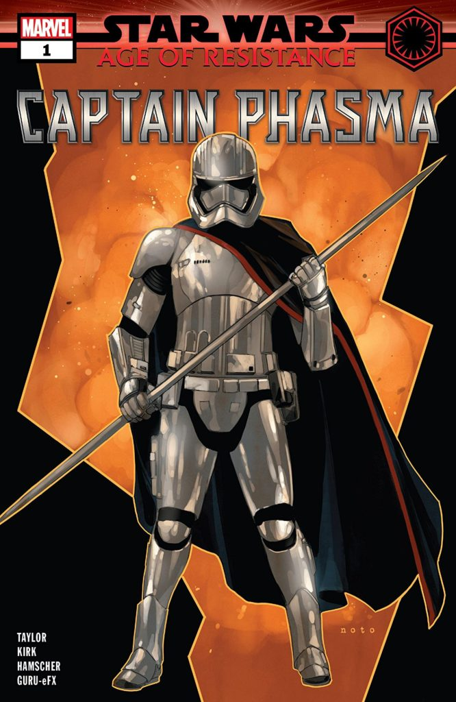 Age of Resistance: Captain Phasma #1 (10.07.2019)