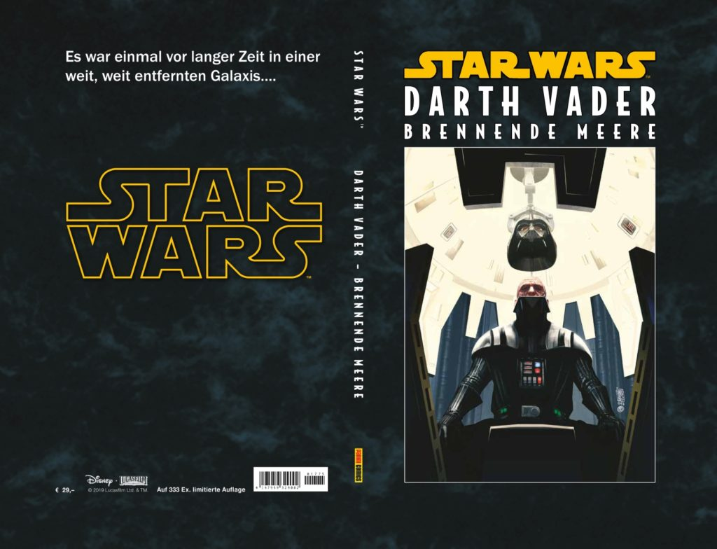 Darth Vader, Band 3: Brennende Meere (Limitiertes Hardcover) (25.06.2019)