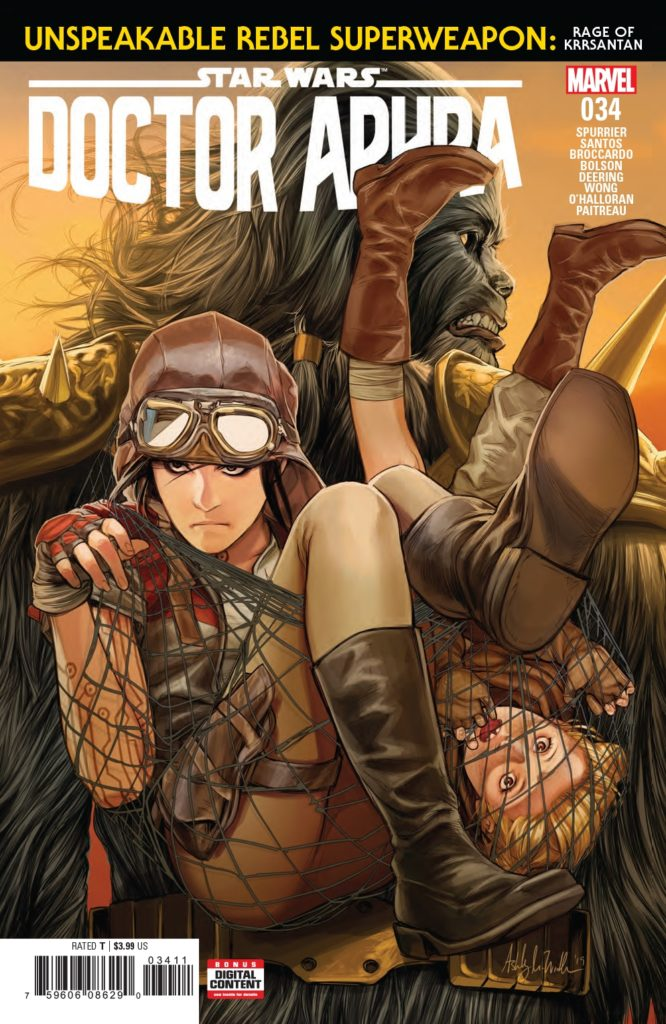 Doctor Aphra #34 (17.07.2019)