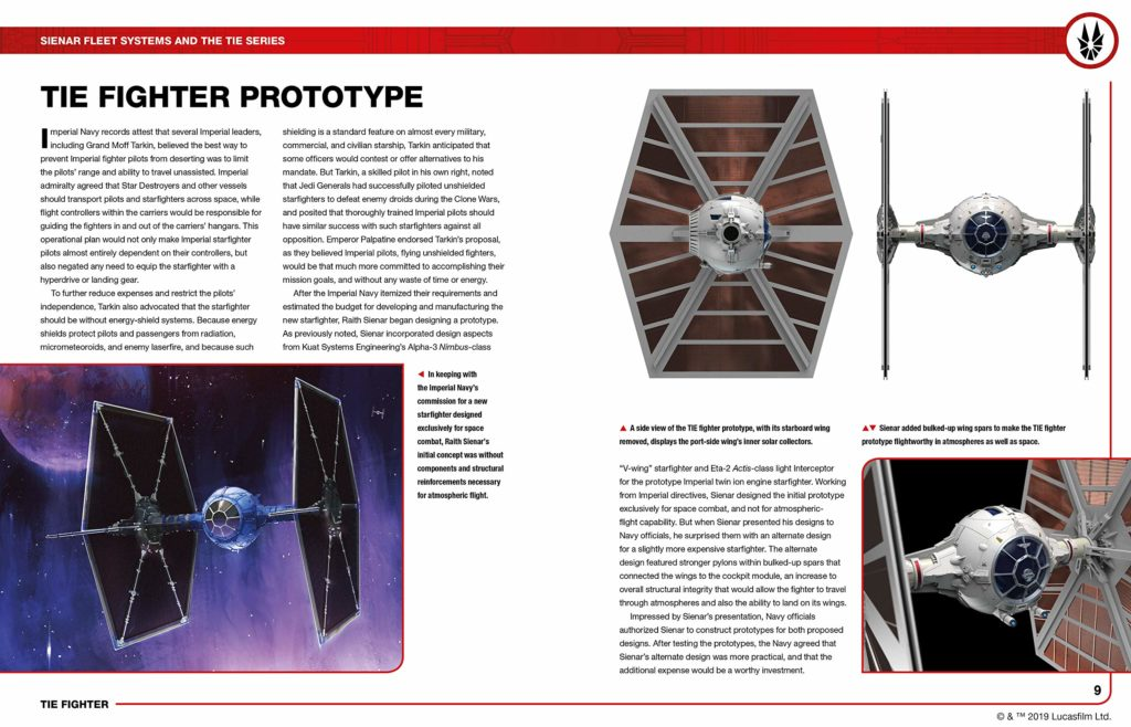 TIE Fighter Owners' Workshop Manual (Seiten 8-9)