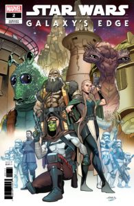 Galaxy's Edge #2 (Will Sliney Variant Cover) (22.05.2019)