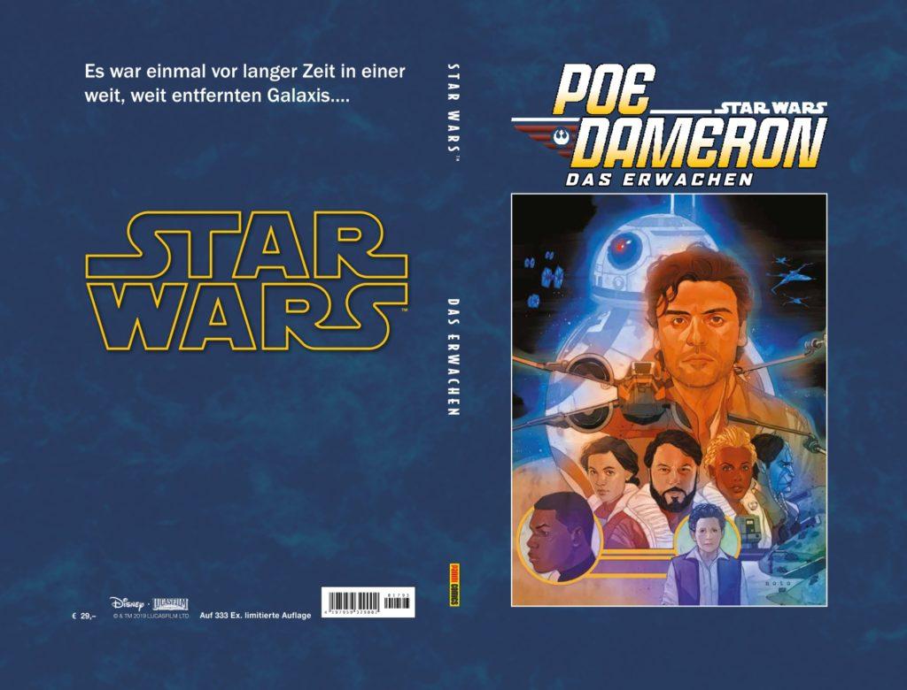 Poe Dameron V: Das Erwachen (Limitiertes Hardcover) (25.06.2019)