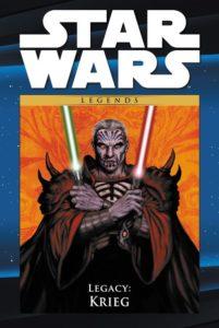 Star Wars Comic-Kollektion, Band 75: Legacy: Krieg (09.07.2019)