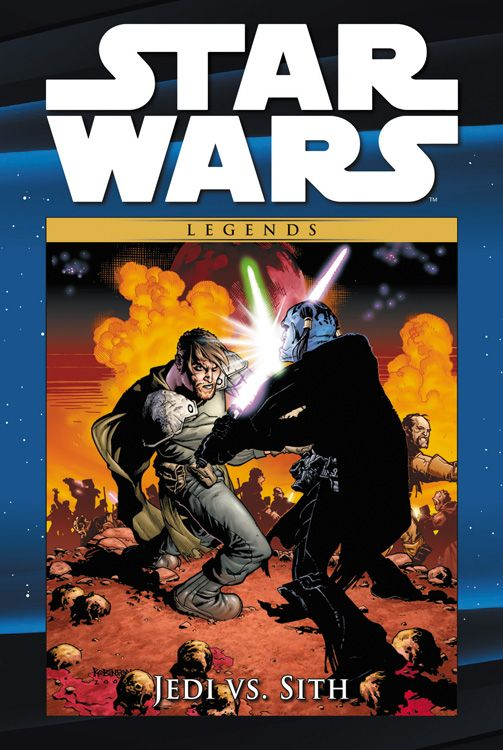 Star Wars Comic-Kollektion, Band 77: Jedi vs. Sith (13.08.2019)