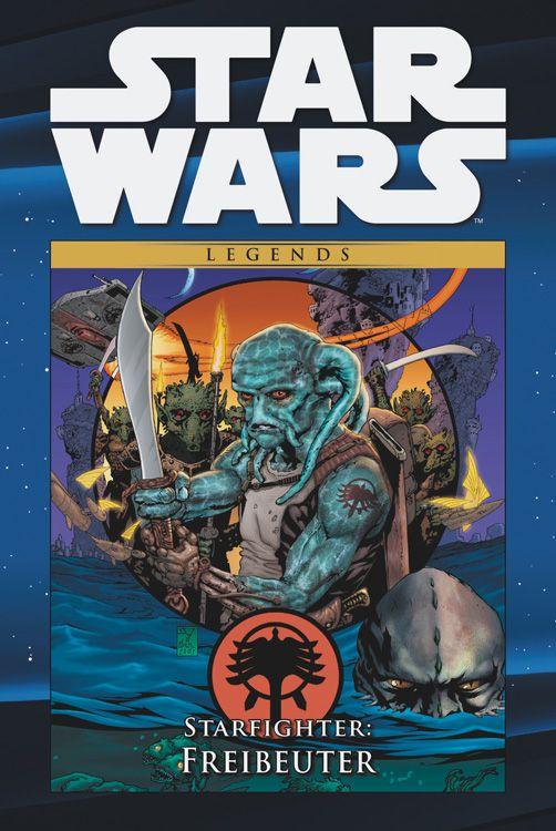 Star Wars Comic-Kollektion, Band 79: Starfighter: Freibeuter (10.09.2019)
