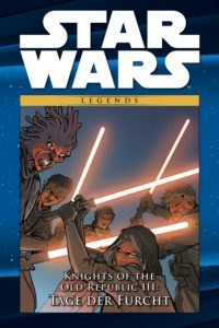 Star Wars Comic-Kollektion, Band 81: Knights of the Old Republic III: Tage der Furcht (08.10.2019)