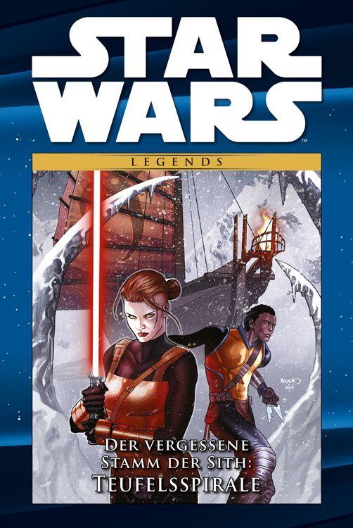 Star Wars Comic-Kollektion, Band 82: Der vergessene Stamm der Sith: Teufelsspirale (22.10.2019)