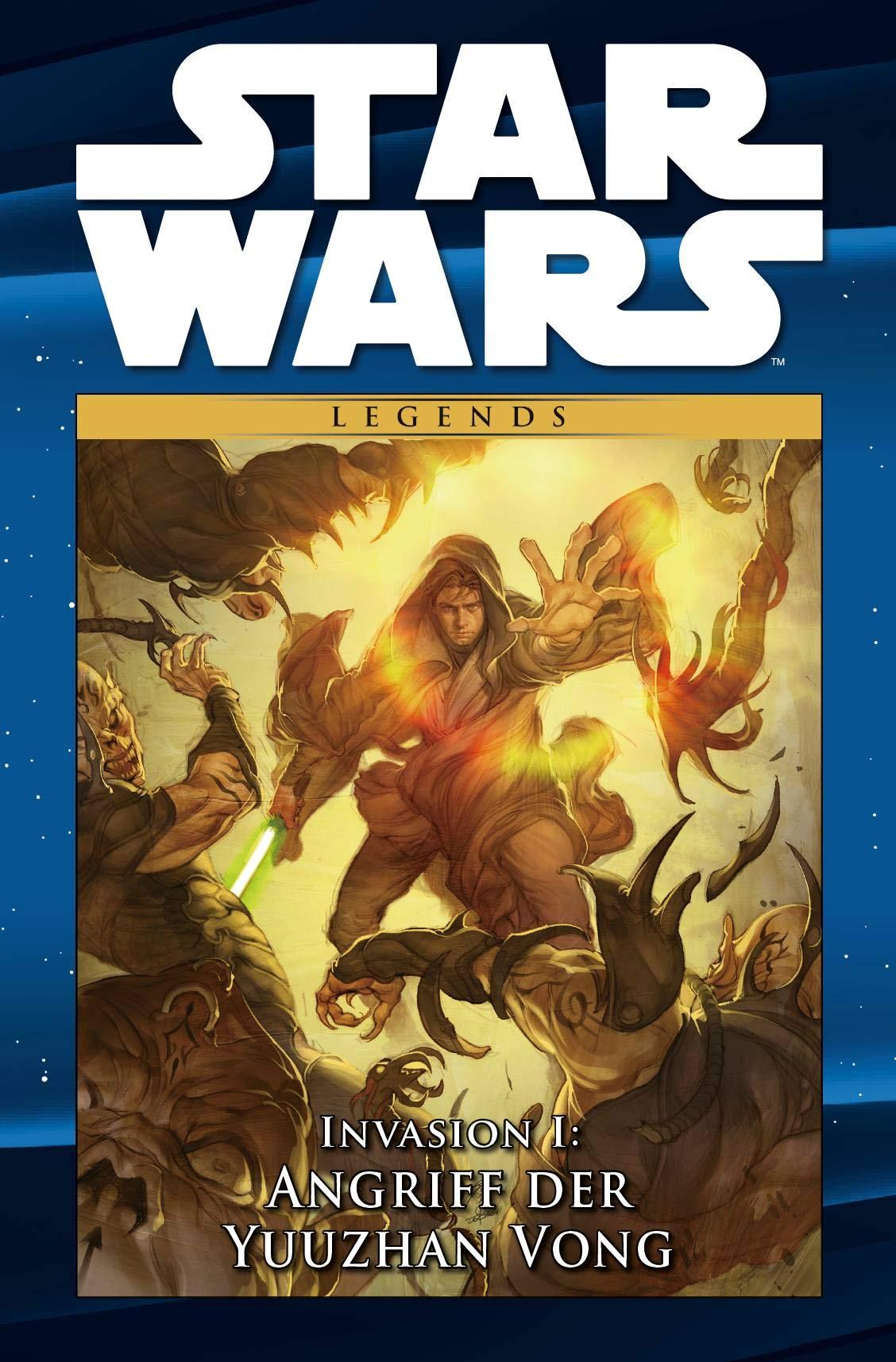 Star Wars Comic-Kollektion, Band 84: Invasion I: Angriff der Yuuzhan Vong (19.11.2019)
