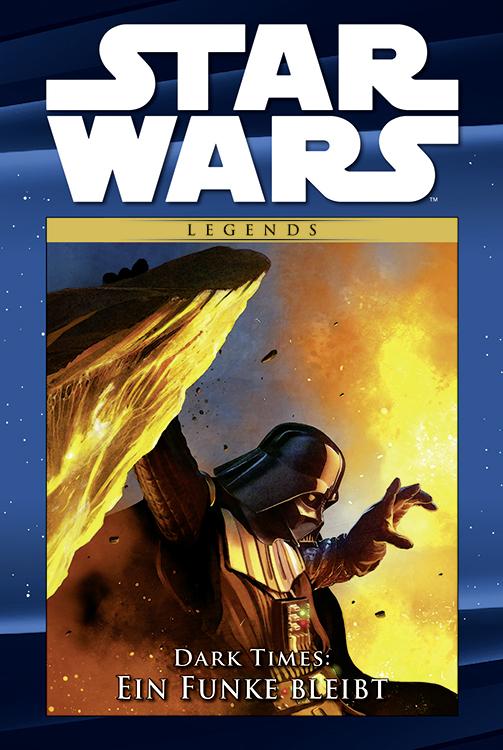 Star Wars Comic-Kollektion, Band 85: Dark Times: Ein Funke bleibt (03.12.2019)