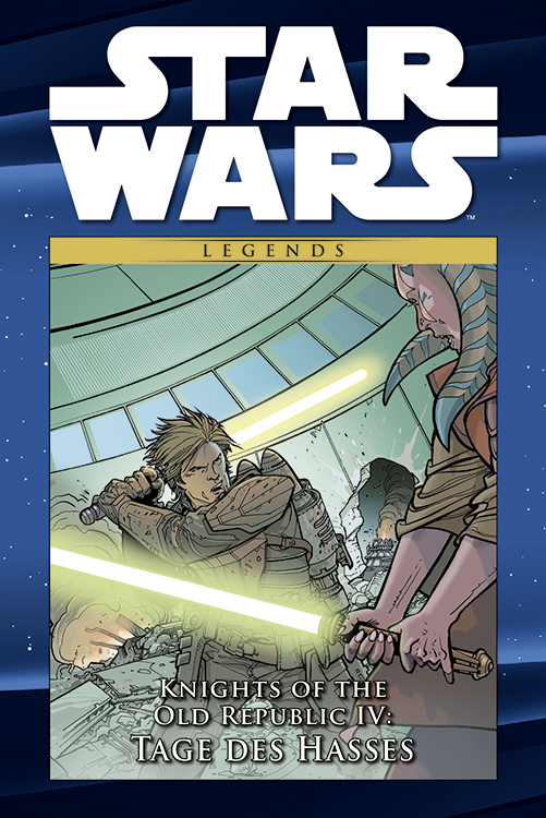 Star Wars Comic-Kollektion, Band 87: Knights of the Old Republic IV: Tage des Hasses (14.01.2020)
