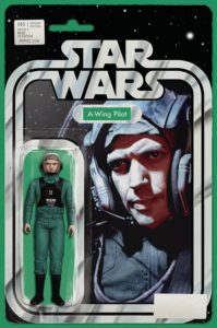 Star Wars #65 (Action Figure Variant Cover) (01.05.2019)